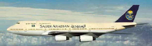 saudi airline booking confirmation